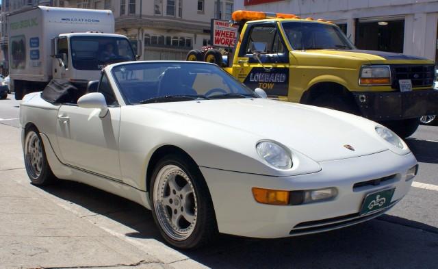 1994 Porsche 968 Cabriolet Stock 100906 For Sale Near San