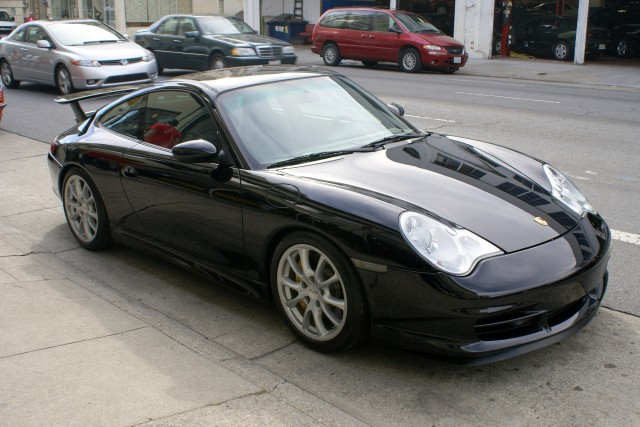 used 2004 porsche 911 gt3 for sale ($54,900) | cars dawydiak stock