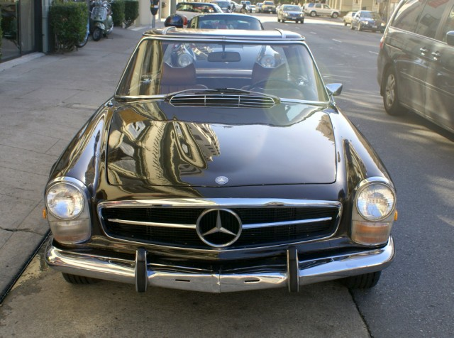 1969 Mercedes Benz 280 Sl Stock 100907 For Sale Near San