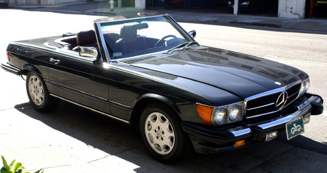 1987 mercedes benz 560sl stock 110109 for sale near san for 1987 mercedes benz 560sl parts