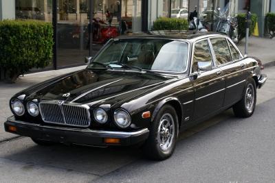 Used 1986 Jaguar XJ6 For Sale ($4,200)   Cars Dawydiak ...