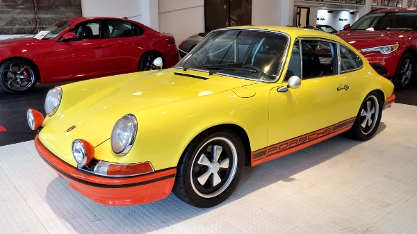 1972 Porsche 911 T 3.2