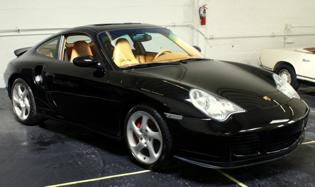 2002 Porsche 911 Turbo Stock 110306 For Sale Near San Francisco