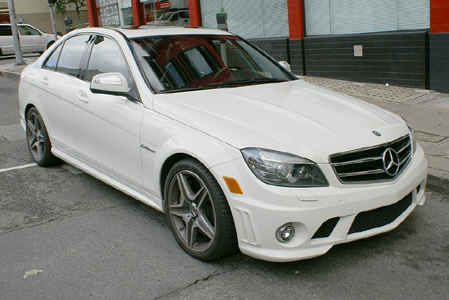 2009 Mercedes Benz C63 Amg Stock 100114 For Sale Near