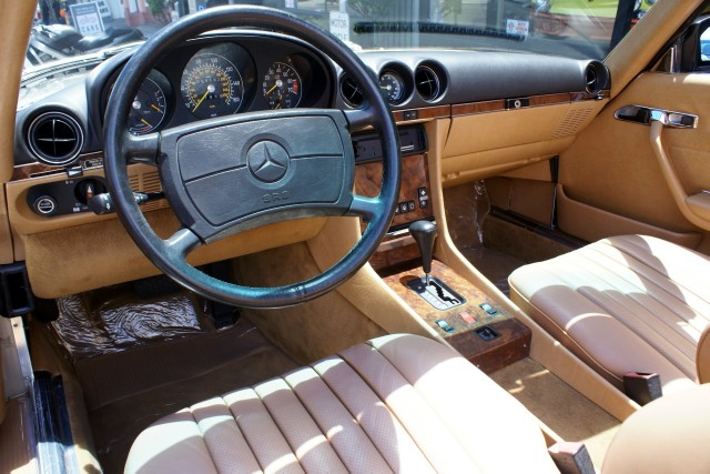 1987 Mercedes Benz 560sl Stock 110501 For Sale Near San