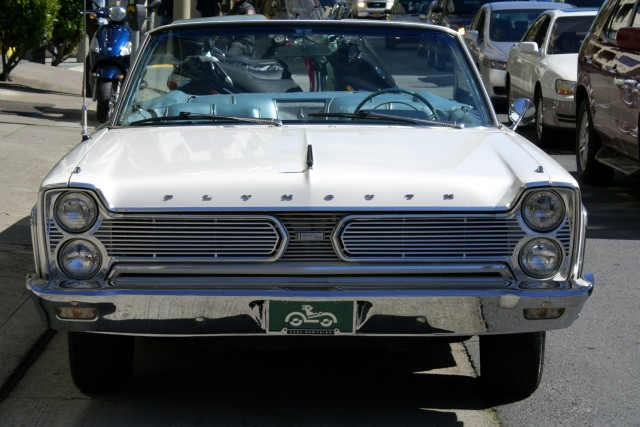 Used 1966 Plymouth Sport Fury Convertible For Sale