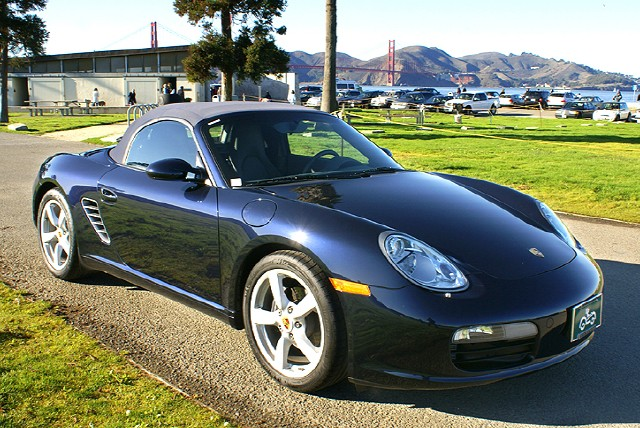 2007 porsche boxster stock 080505 for sale near san francisco ca ca porsche dealer. Black Bedroom Furniture Sets. Home Design Ideas
