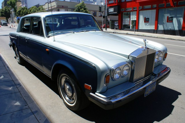 Car Values By Vin >> Used 1977 Rolls-Royce Silver Shadow II For Sale ($9,000 ...