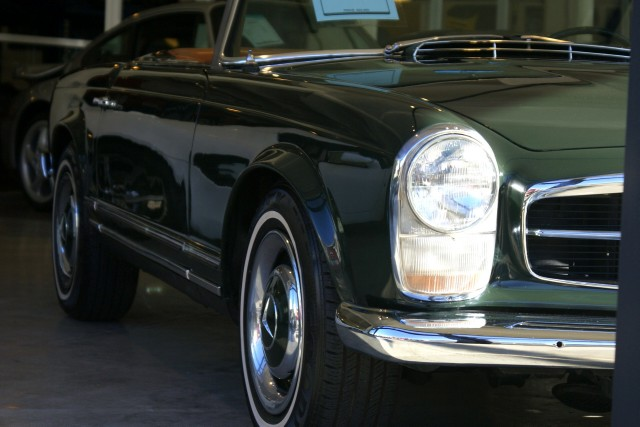 1967 Mercedes Benz 250sl Stock 110713 For Sale Near San