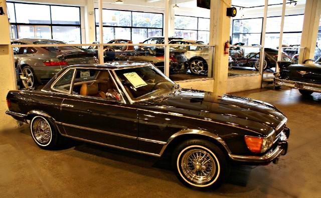 1972 mercedes benz 350sl stock 110714 for sale near san for Mercedes benz service san francisco