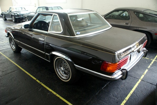 1972 Mercedes Benz 350sl Stock 110714 For Sale Near San
