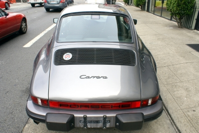 Used 1986 Porsche 911 Carrera | San Francisco, CA