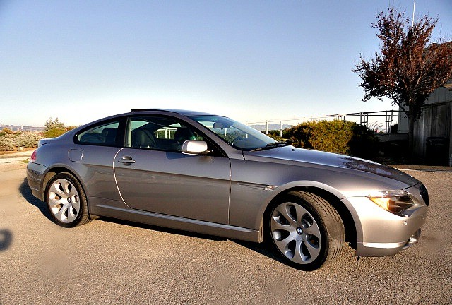Used 2004 Bmw 6 Series 645ci For Sale 26 000 Cars