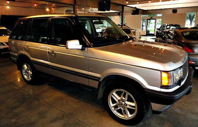 2002 land rover range rover 4 6 hse stock m005 for sale near san francisco ca ca land rover - Land rover garage near me ...