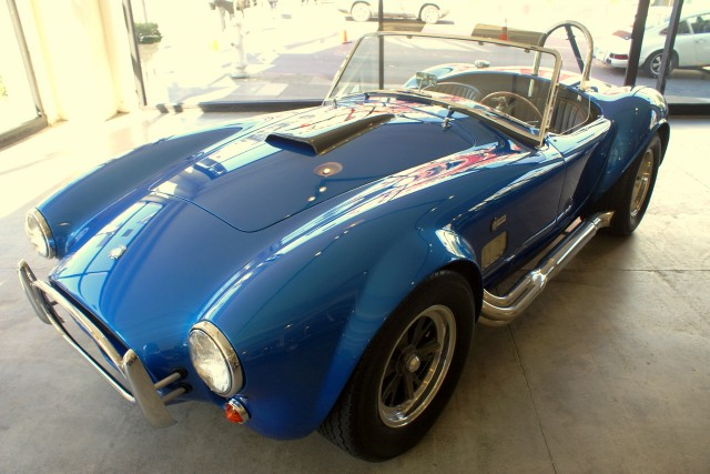 Used 2002 Shelby Cobra 40th Anniversary CSX 4213 For Sale