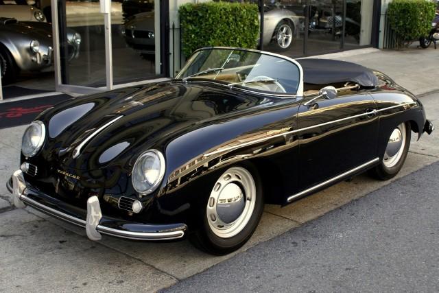 Used 1955 Porsche 356 Speedster For Sale 189 000 Cars