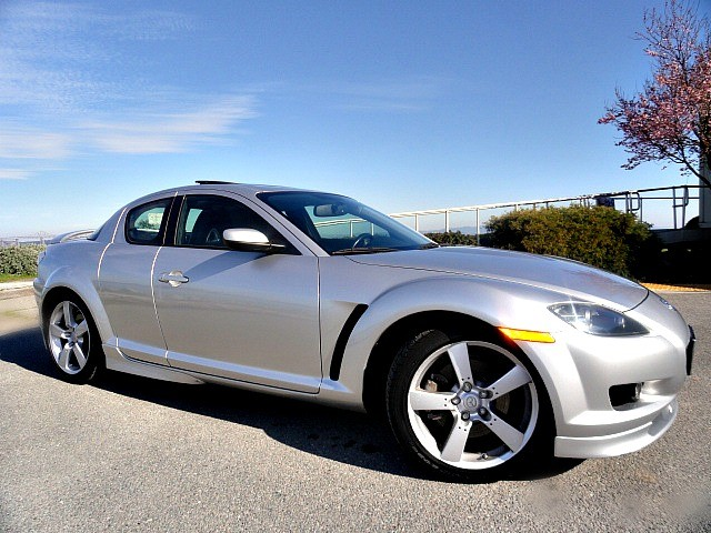2007 mazda rx 8 grand touring stock m009 for sale near san francisco ca ca mazda dealer. Black Bedroom Furniture Sets. Home Design Ideas