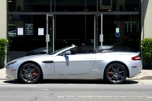 Used 2007 Aston Martin V8 Vantage Roadster For Sale