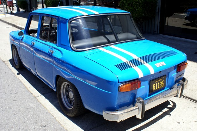 used 1965 renault r8 gordini replica for sale 17 900 cars dawydiak stock 120604. Black Bedroom Furniture Sets. Home Design Ideas