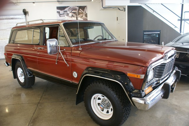 1979 jeep cherokee chief s limited stock 120706 for sale near san francisco ca ca jeep dealer. Black Bedroom Furniture Sets. Home Design Ideas