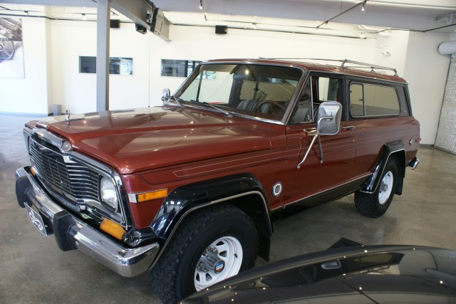 Used 1979 Jeep Cherokee Chief S Limited For Sale 19 200 Cars