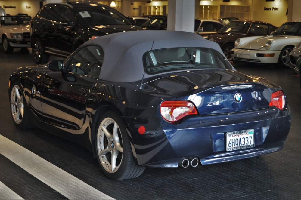 Used 2007 Bmw Z4 3 0si For Sale 16 900 Cars Dawydiak