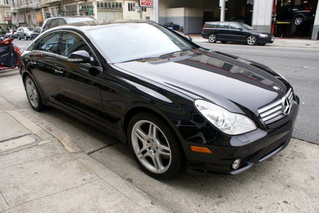 2006 mercedes benz cls class cls500 stock 120806 for. Black Bedroom Furniture Sets. Home Design Ideas