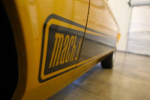 Used 1973 Ford Mustang Mach 1 | San Francisco, CA