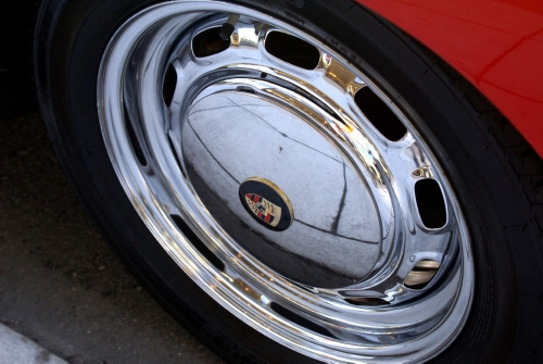 Used 1964 Porsche 356 SC Cabriolet    San Francisco, CA