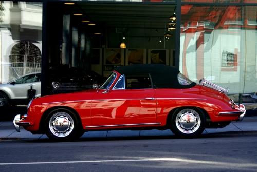 Used 1964 Porsche 356 SC Cabriolet  | San Francisco, CA