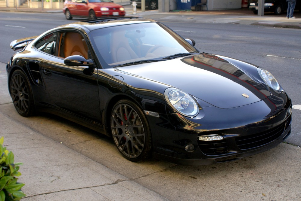 2009 Porsche 911 Turbo 6-speed Stock # 130101 for sale ...