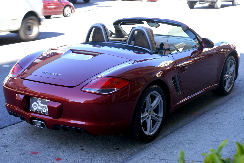 2009 porsche boxster stock 130201 for sale near san francisco ca ca porsche dealer. Black Bedroom Furniture Sets. Home Design Ideas