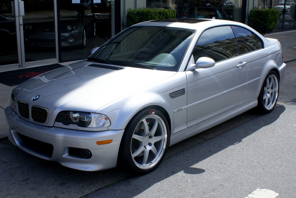 2005 bmw m3 stock 130204 for sale near san francisco ca ca bmw dealer. Black Bedroom Furniture Sets. Home Design Ideas