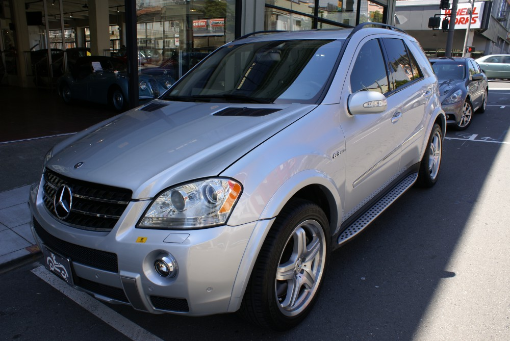2008 Mercedes Benz Ml63 Amg Stock 130203 For Sale Near