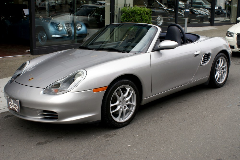 2003 porsche boxster stock 130206 for sale near san francisco ca ca porsche dealer. Black Bedroom Furniture Sets. Home Design Ideas