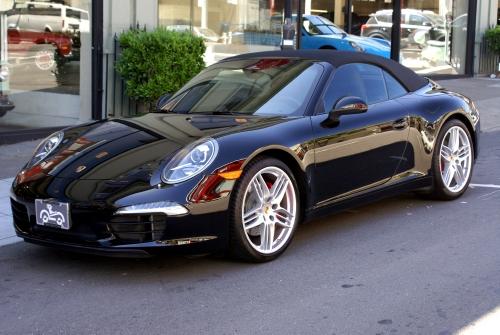2012 Porsche Carrera S Cabriolet