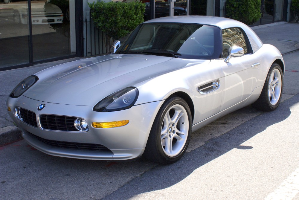 2002 Bmw Z8 Stock 130403 For Sale Near San Francisco Ca