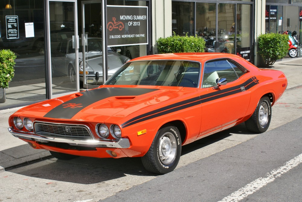 1974 Dodge Challenger Stock 130504 For Sale Near San