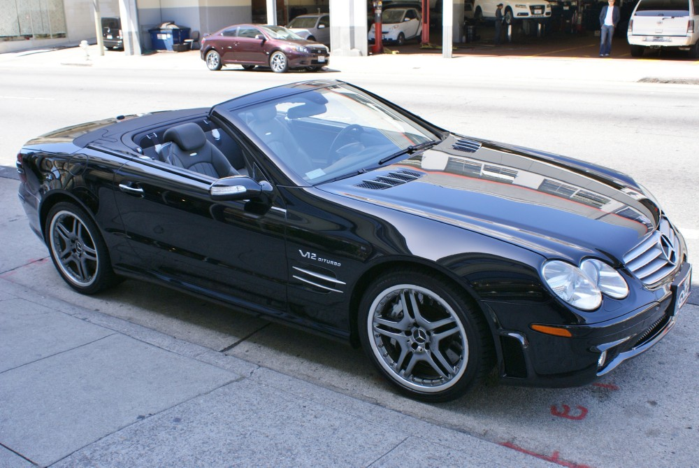 2006 mercedes benz sl65 amg stock 130506 for sale near for Mercedes benz dealership for sale