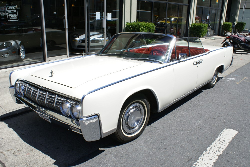 1964 lincoln continental convertible stock 130510 for sale near san francisco ca ca lincoln. Black Bedroom Furniture Sets. Home Design Ideas