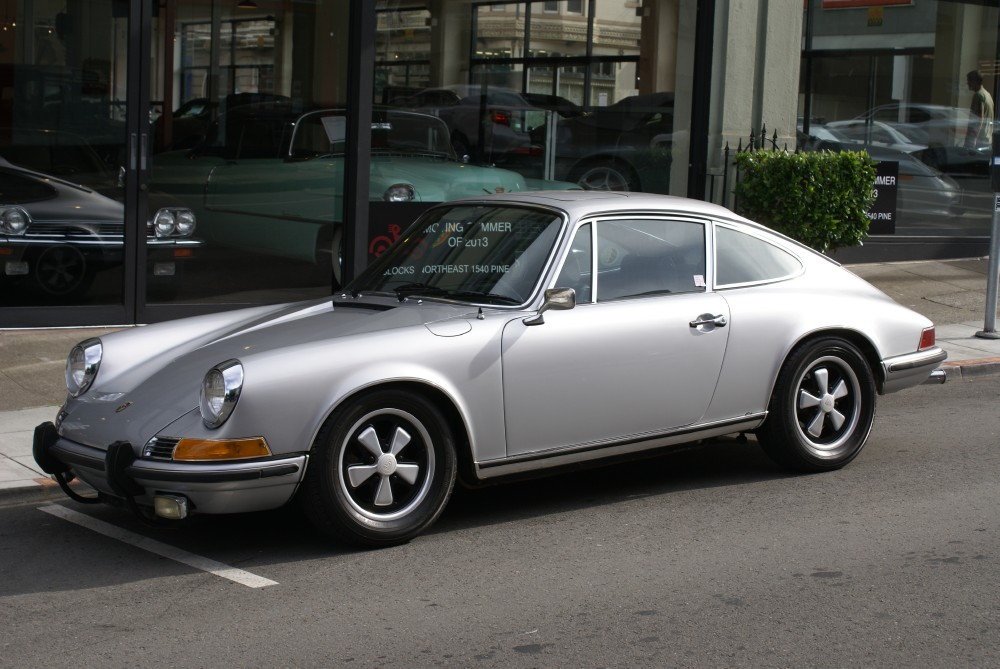 Black Book Car Values >> 1972 Porsche 911 T Stock # 130513 for sale near San Francisco, CA | CA Porsche Dealer