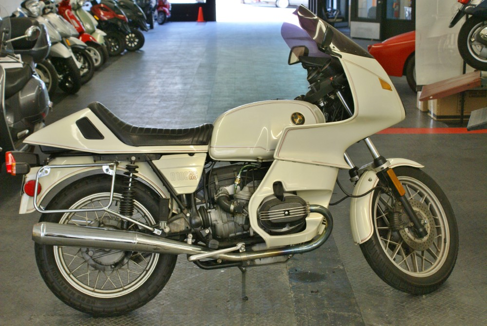 Used 1984 Bmw R100rs For Sale   3 900