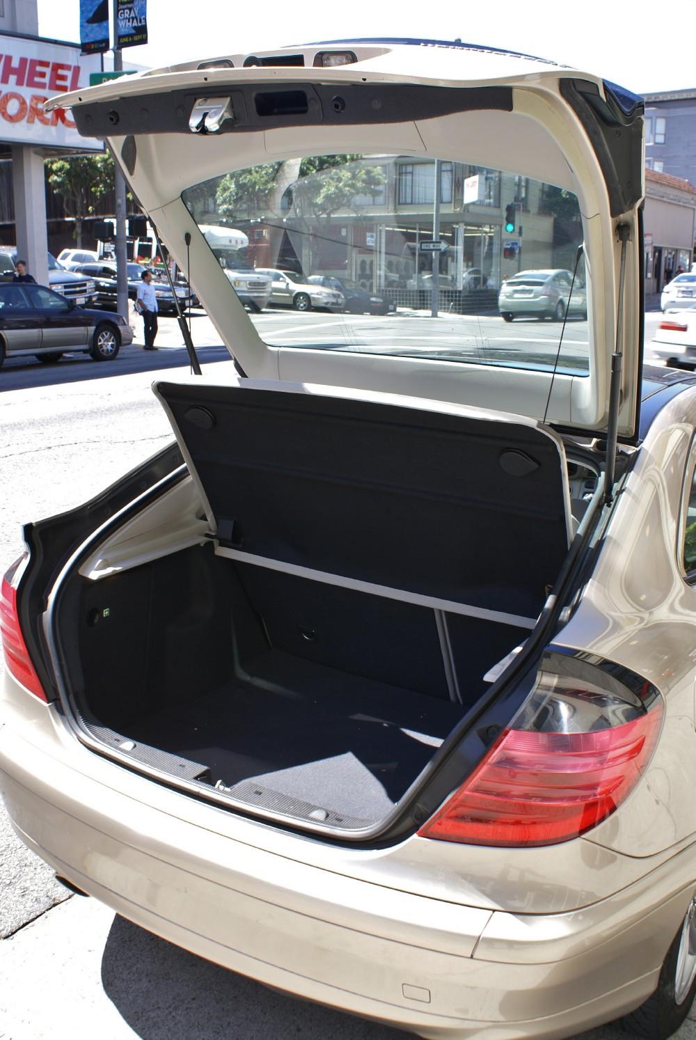 2002 mercedes benz c230 kompressor stock 130603 for sale for Mercedes benz dealer san francisco