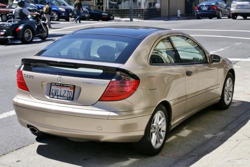 Superior Used 2002 Mercedes Benz C230 Kompressor   San Francisco, CA. Click To  Enlarge