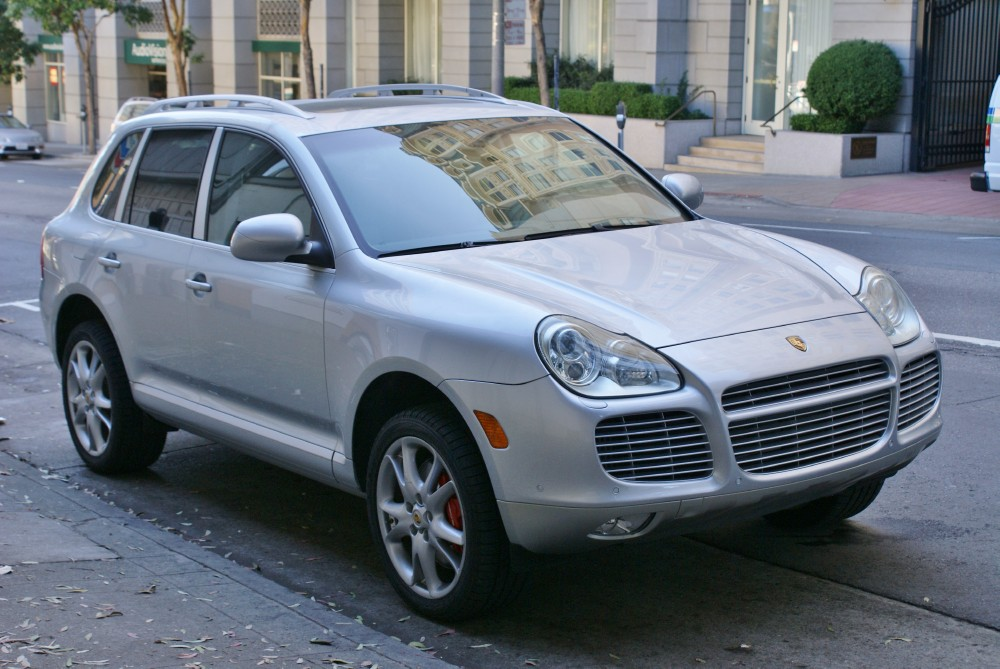 Used 2006 Porsche Cayenne Turbo S For Sale 35700 Cars