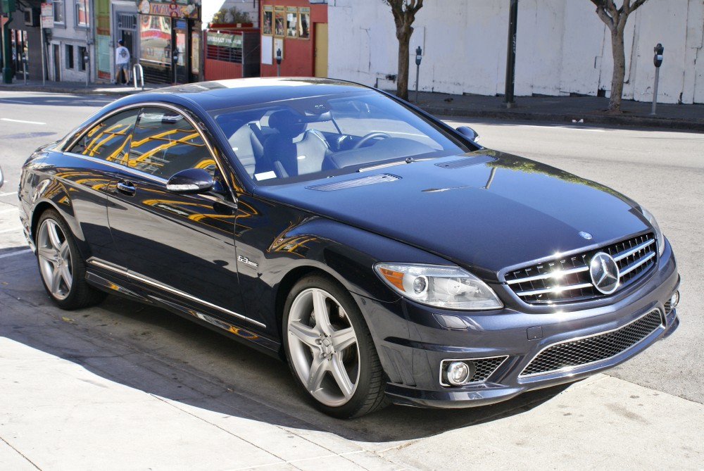 2008 mercedes benz cl63 stock 130801 for sale near san francisco ca ca mercedes benz dealer. Black Bedroom Furniture Sets. Home Design Ideas