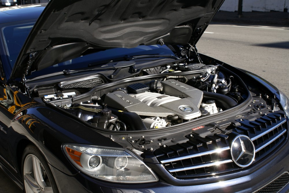 2008 Mercedes Benz Cl63 Stock 130801 For Sale Near San