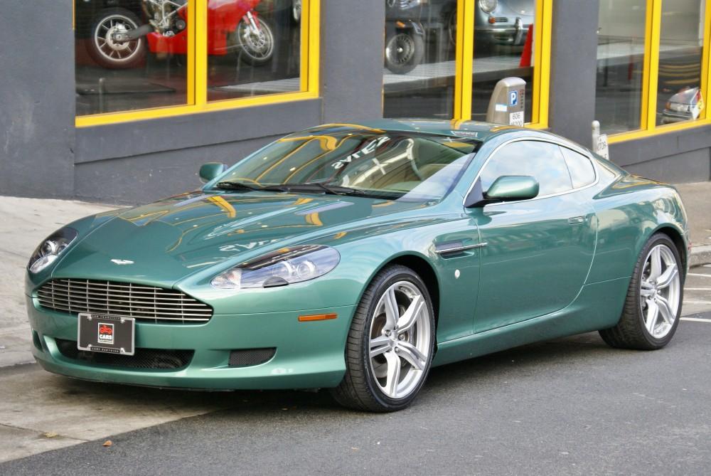Aston Martin DB Stock For Sale Near San Francisco CA - 2005 aston martin db9