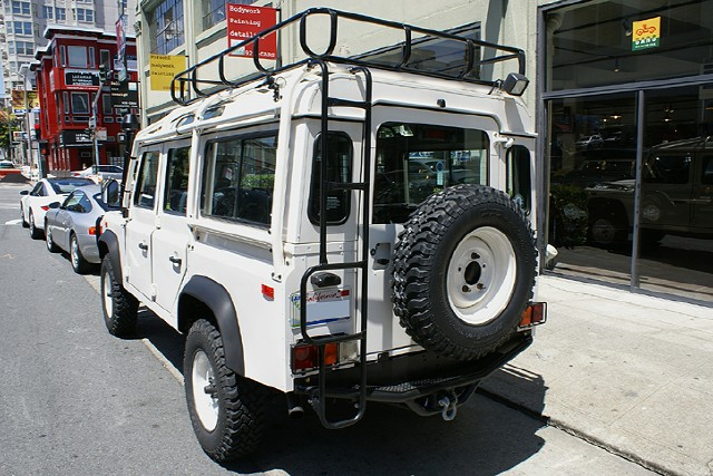 1993 Land Rover Defender 110 Stock 100703 For Sale Near