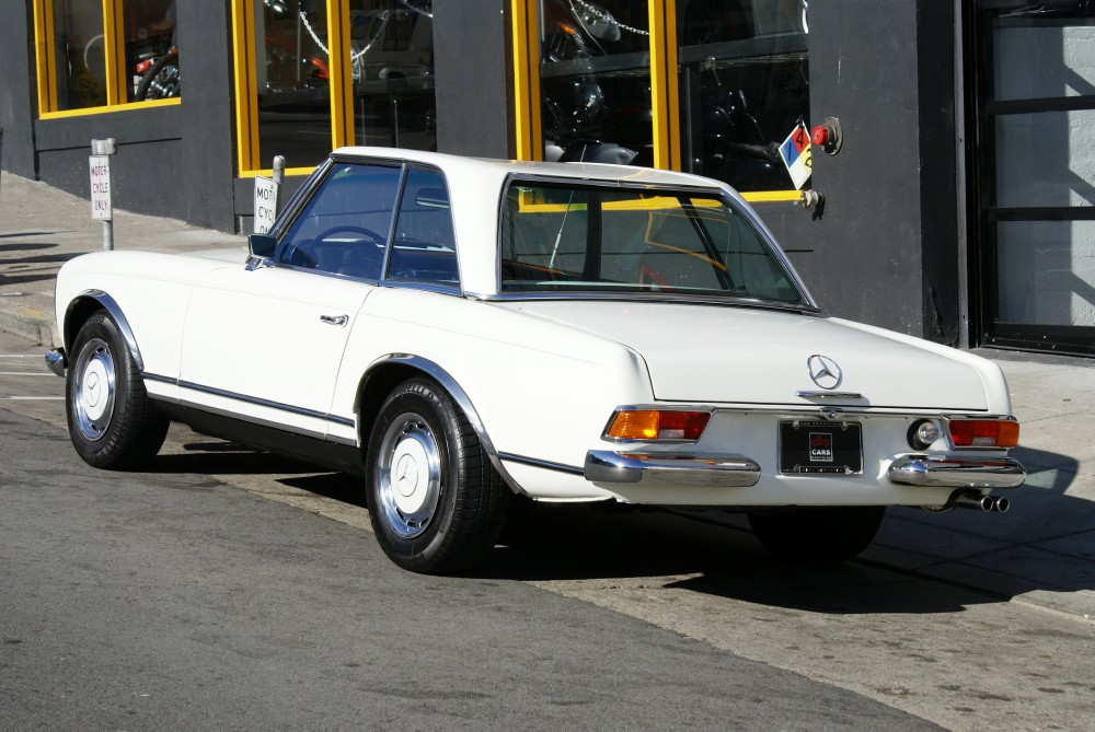 1967 Mercedes Benz 250 Sl Stock 131106 For Sale Near San